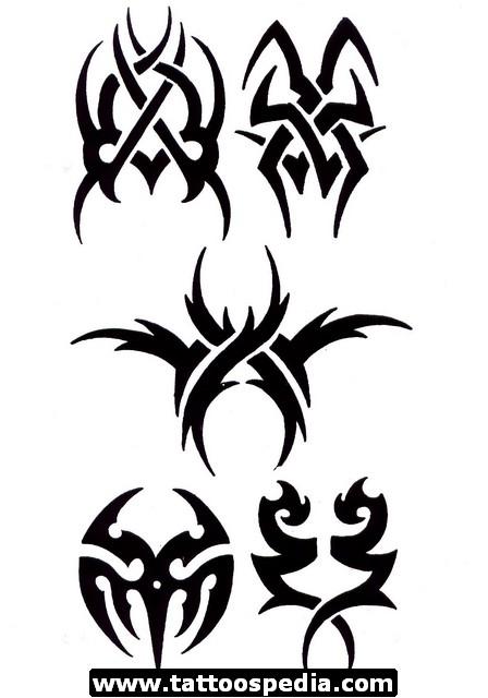 Blackfoot Tribal Tattoos