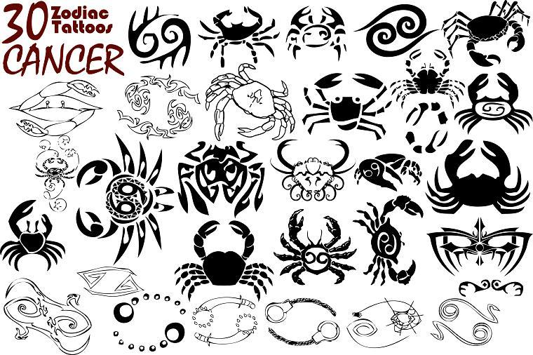 Zodiac Signs Tattoos