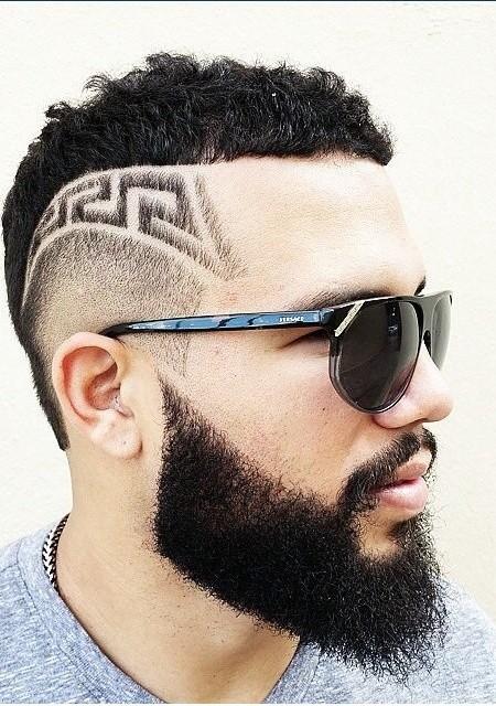 Men hair Tattoos