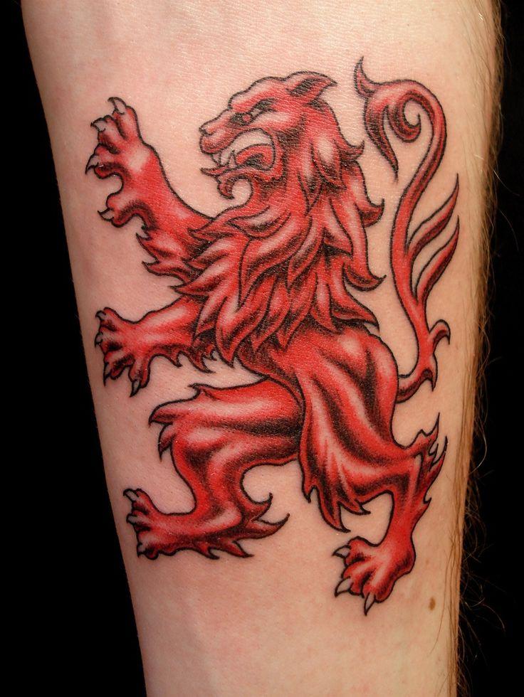 Scottish Celtic Tattoos