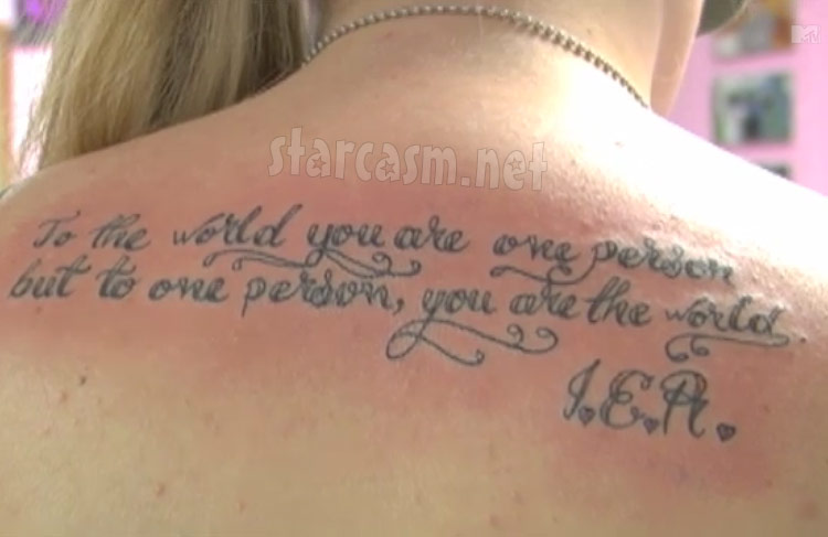 Son quotes Tattoos