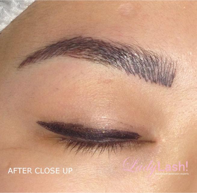 Cosmetic eyebrows tattoos for Cosmetic eyebrow tattoo